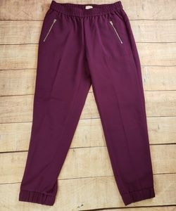J Crew Sydney Pull On Joggers Ankle Length